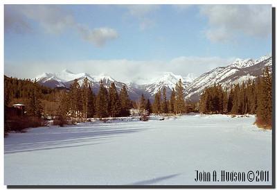 Banff and vicinity
