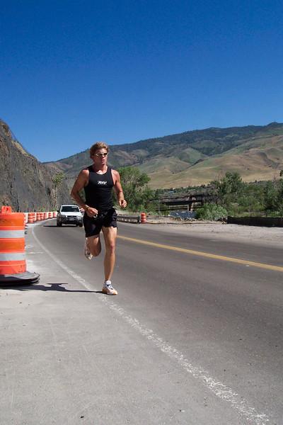 24 hour Lake Tahoe Run - 07.10.2005