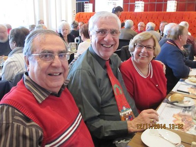 Christmas Luncheon 2014