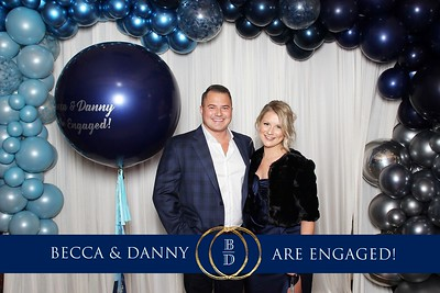 Becca + Danny's Engagement Party