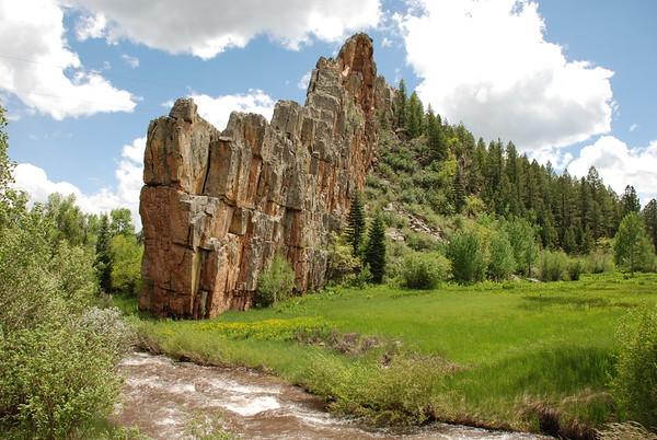 June trip to La Veta, Colorado