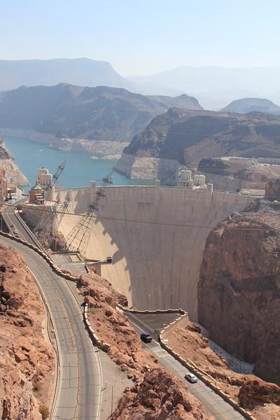 20180805-16 - Lake Mead Natl Rec Area - Hoover Dam.JPG