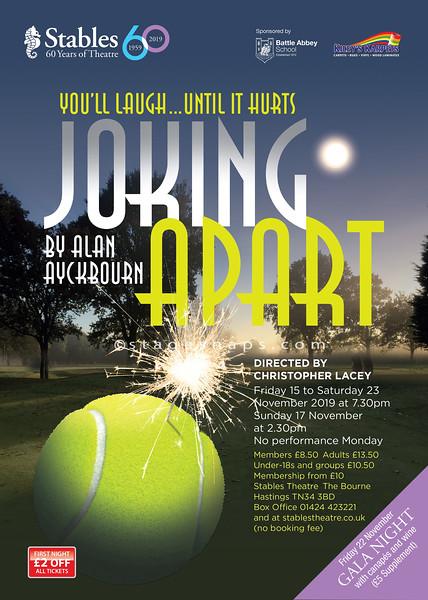JOKING APART (November)