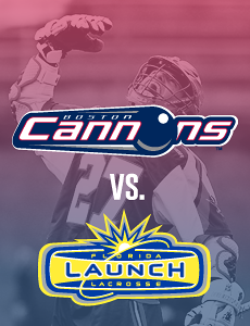 Launch @ Cannons (8/6/16)