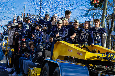 East Forsyth State Championship Parade