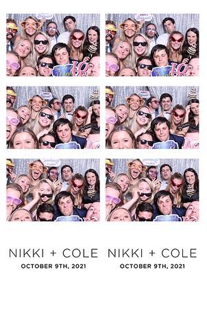 10-09-2021 Nikki & Cole