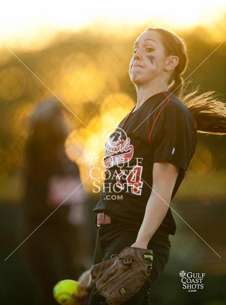 2011-05-13 Softball Varsity Bellaire @ Katy Quarterfinals