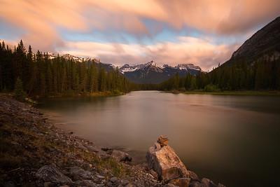 Southern BC and Alberta (June)