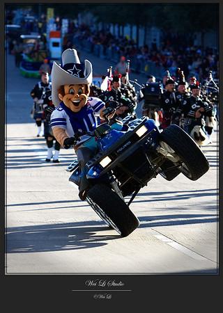 2009 Dallas New Year Parade