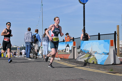 Cardiff Triathlon - Super Sprint Run Leg