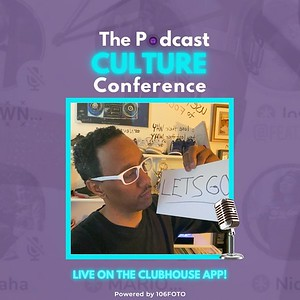 PODCAST CULTURE CONFERENCE