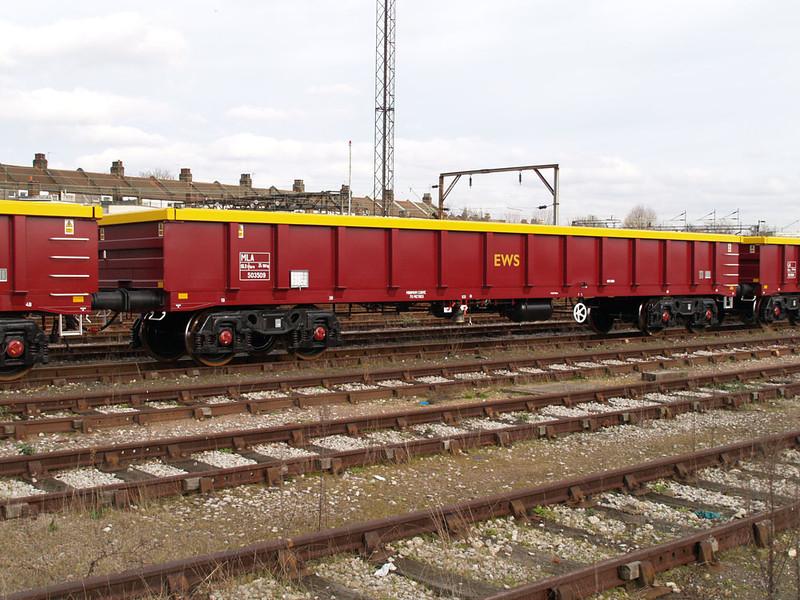 MLA 503509 Willesden Euroterminal 25/02/08