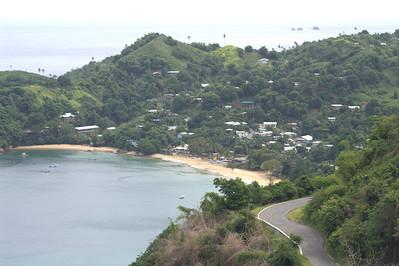 Around Tobago