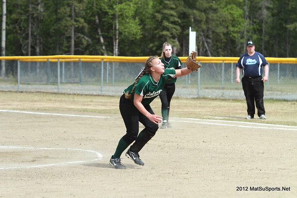 Colony Vs. Soldotna #1 5-26-2012