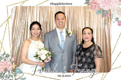 Frank & Trang's Wedding 5/15/2021