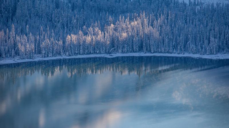 Cheakamus Lake B.C.