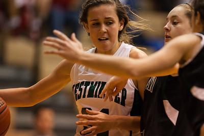 Westminster Girls Basketball 2012