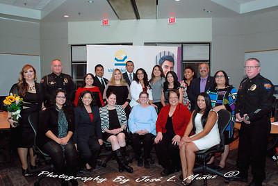 2013-11-26 Hispanic Leadership Institute - West Graduation