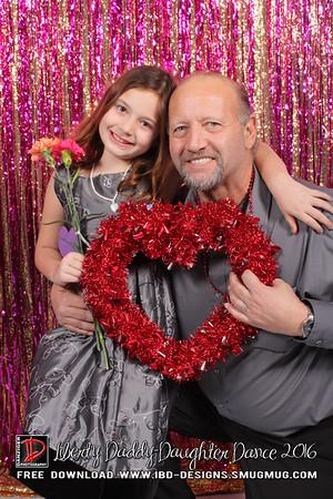 Liberty STEM Daddy-Daughter Dance 2-5-16