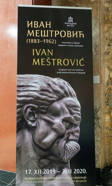 IVAN MESTROVIC, SCULPTOR