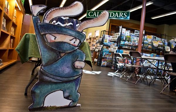 Ninja Bunny 2 - Book Release