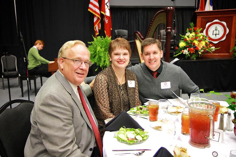 Scholarship Luncheon; November 4, 2011