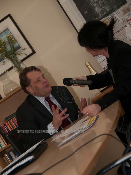 Angel Radio Interview