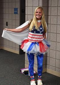 Monday: USA Day