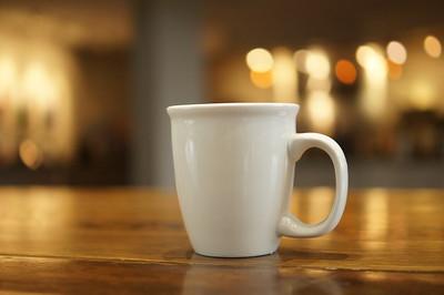 Cafe 6:8 Coffee Mug