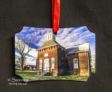 New Goshen Indiana School House