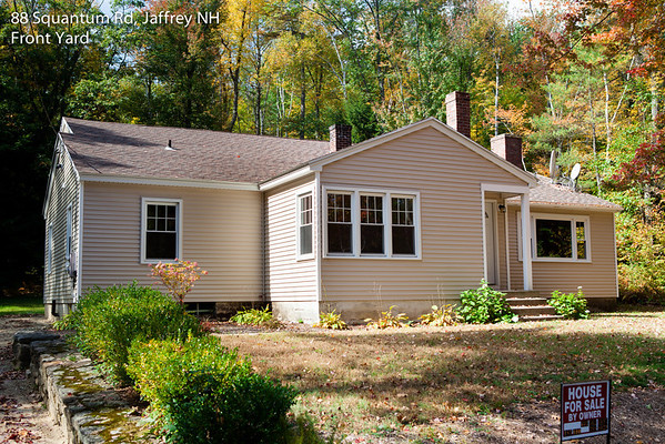 House for Sale -88 Squantum Rd - Jaffrey, NH