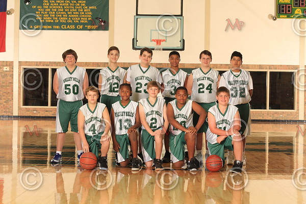 2019-2020 Valley Mills Basketball