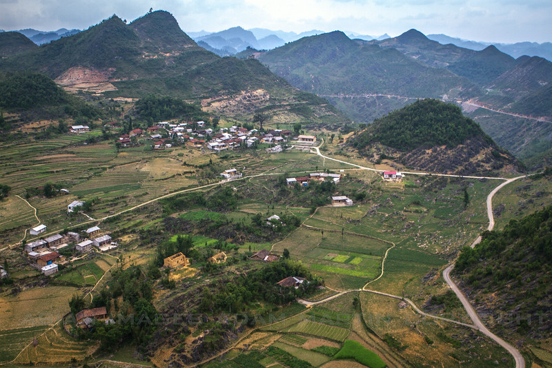 Ha Giang Province, Northern Vietnam