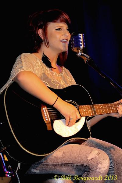 Shalisa - Food Bank Fund Raising concert at the Blue Sky Cafe
