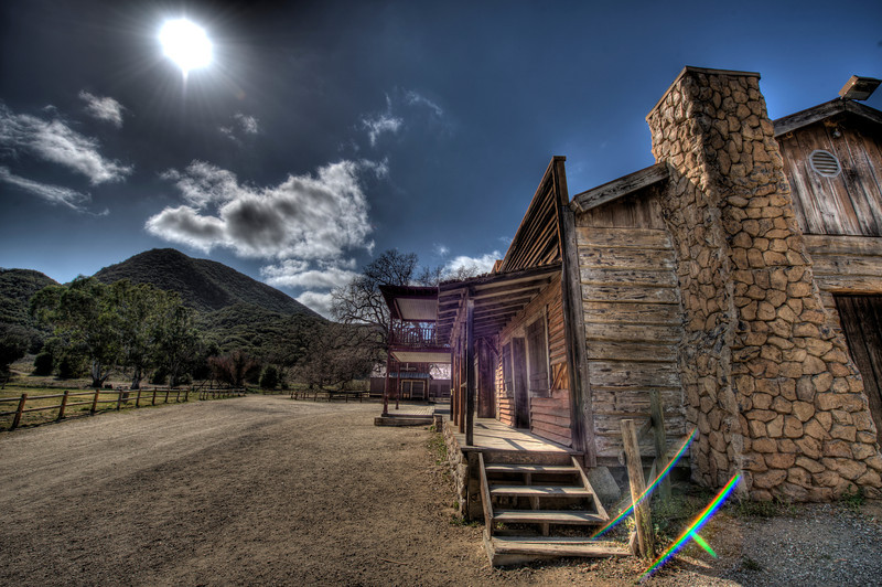 High Dynamic Range (HDR) Shots of Malibu with a Nikon D3X