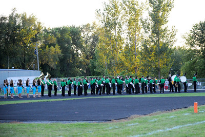 Saydel Band - Carlisle Game 2011