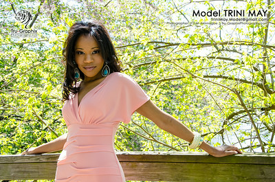 Model Trini May: MoCo Lake