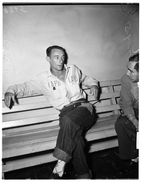 1951, Ex-Con Hanging Out