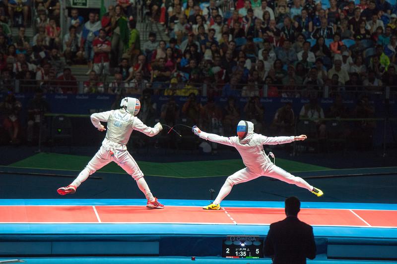 Rio Olympics 07.08.2016 Christian Valtanen _CV44936