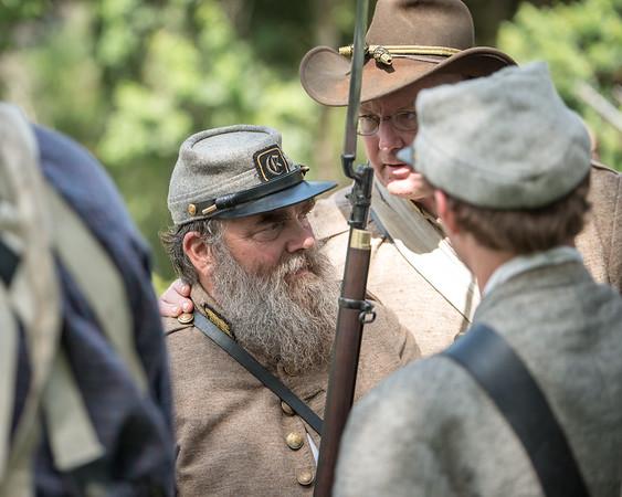 Civil War Days in Huntington Beach