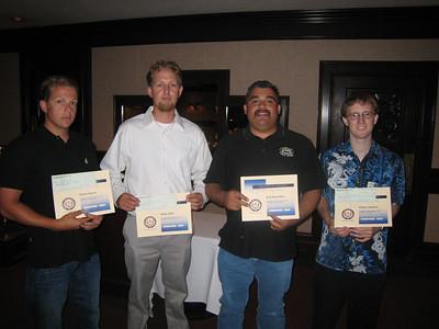 MSA Scholarship Award 2010