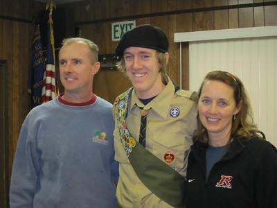 Tommy's Eagle BOR - Nov 27