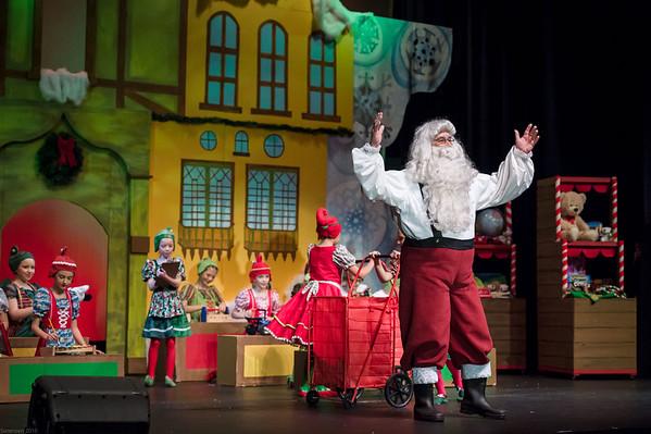 20161120 Elf the Musical Cast A