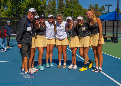 2019-10-05 UHSAA 4A Girls Tennis State Championship