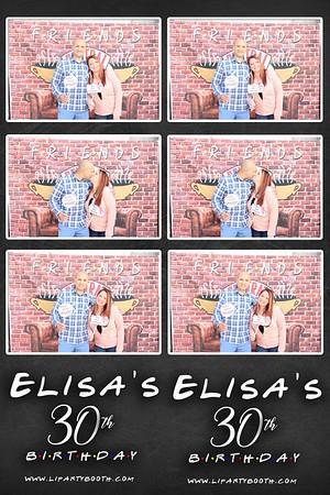 Elisa's 30th Birthday