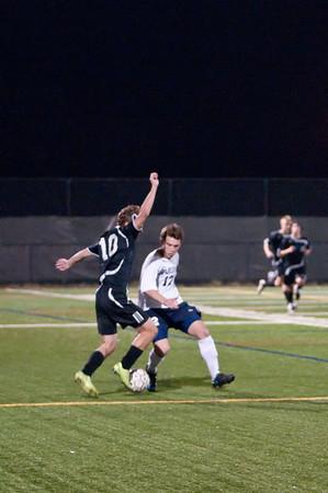 Whitman Soccer 091110