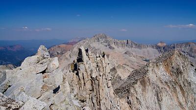 Capitol Peak, Elk Range