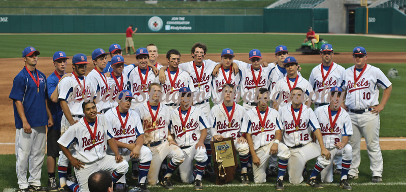 Roncalli Baseball @ State Finals
