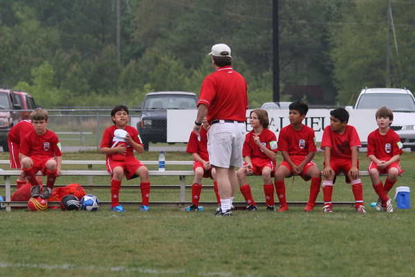 U-10 Tanner and  Sam Spring Season 2007