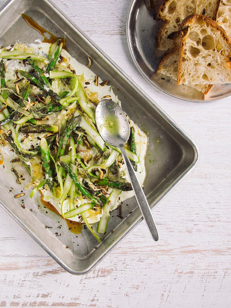 roasted asparagus whipped ricotta honey-11.jpg